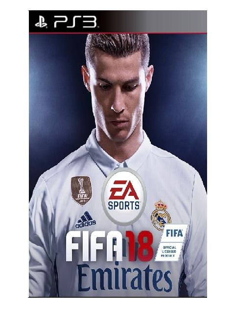 b33f979f59 FIFA 18 Legacy Edition PS3 Jogo em Mídia Digital Original completo ...