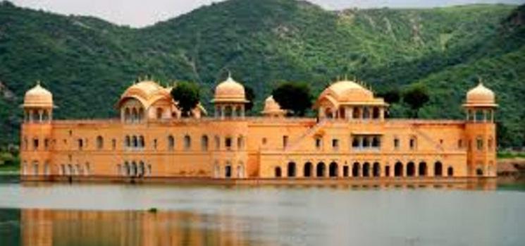 जयपुर का जलमहल