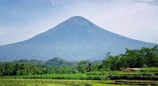 Jalur Pendakian Gunung Sindoro Paling Mudah