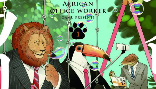 Businessmen in Africa Anime Reveals Voice Cast