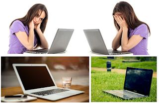 Tips Sehat Saat Menggunakan Komputer