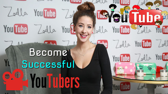 how to become a successful youtube vlogger