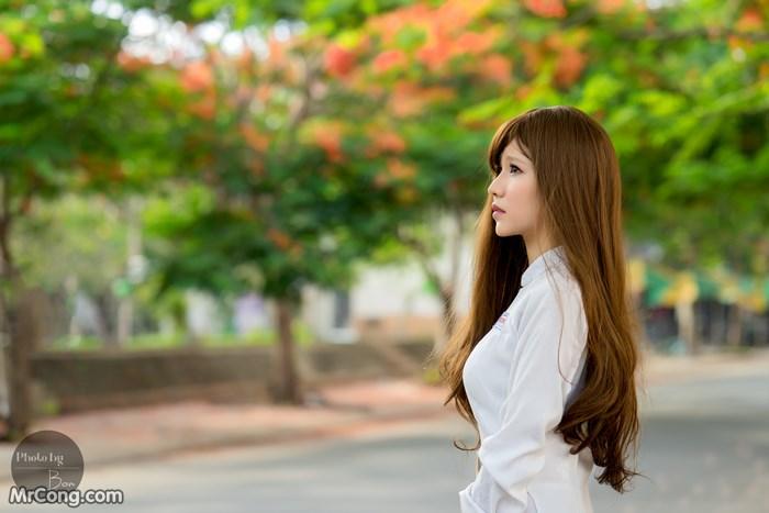 Image Girl-xinh-Viet-Nam-by-Hoang-Vu-Lam-MrCong.com-156 in post Những cô nàng Việt trẻ trung, gợi cảm qua ống kính máy ảnh Hoang Vu Lam (450 ảnh)