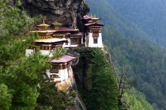 Monasterio Tuktsang Palphug - Bután