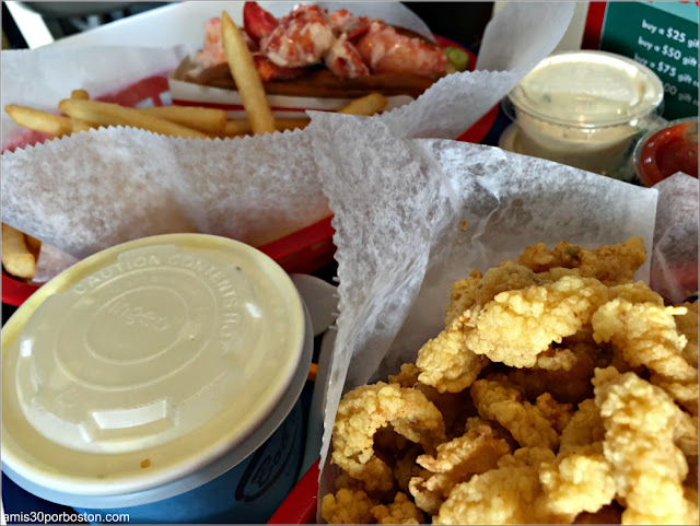 Lobster Shacks en la Costa Sur de Maine: Bob's Clam Hut