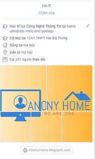 Hướng dẫn làm ảnh nổi bật trong trang cá nhân Facebook đẹp - AnonyHome