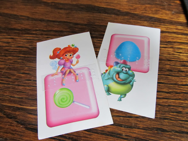 Candy Land Printable Special Cards - imgUrl