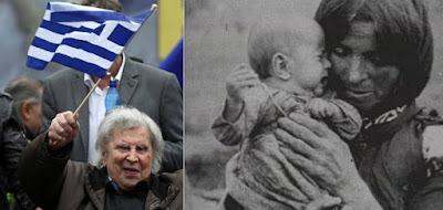 Ν. Λυγερός: Τριάντα χρόνια στη φωτιά... Μην κλαις τη Ρωμιοσύνη [+Βίντεο: Mikis Theodorakis - Τη ρωμιοσύνη μην την κλαις (live 1974)