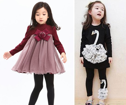 model baju anak import korea
