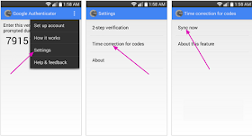 Fix google authentication