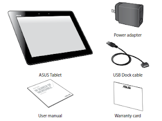 New ASUS Transformer Pad(TF701T) manual guide PDF download (English)