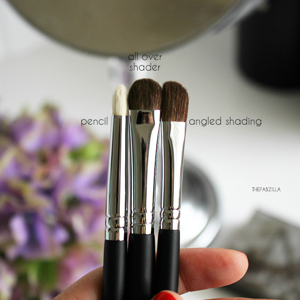 BEAUTY JUNKEES 8-PIECE EYE BRUSH SET, review, photos, affordable makeup brushes, how to use makeup brush for hooded eyes,makeup for hooded eyes