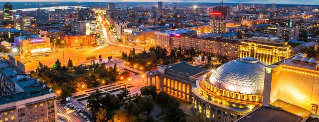 Si quieres estudiar ruso en Novosibirsk esta es tu página. Novosibirsk, curso de ruso, Rusia, turismo
