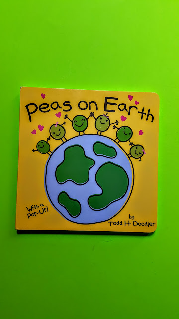 peas on earth by todd doodler