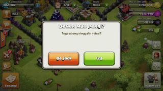 Cara MOD COC Menjadi Bahasa Indonesia