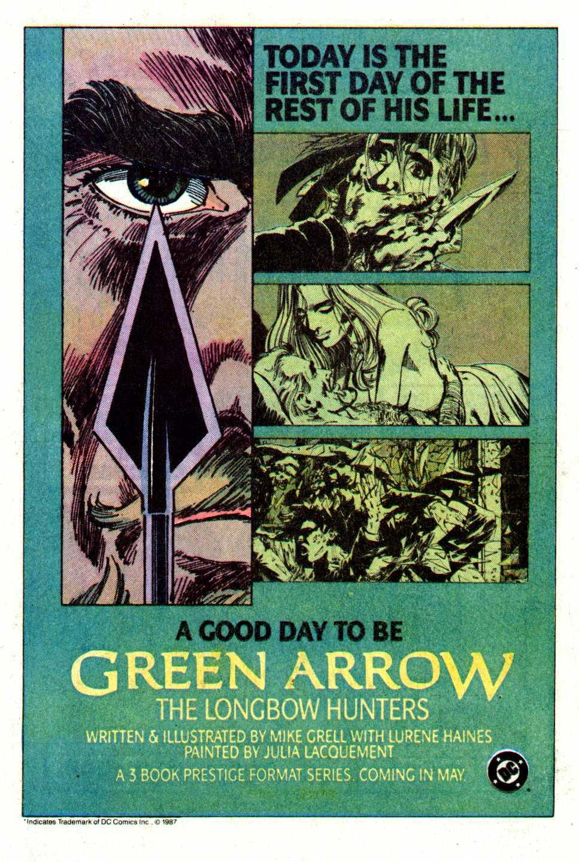 Read online Secret Origins (1986) comic -  Issue #16 - 11