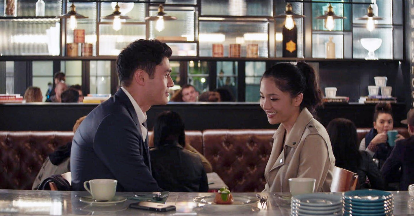 crazy rich asians nick young and rachel chu