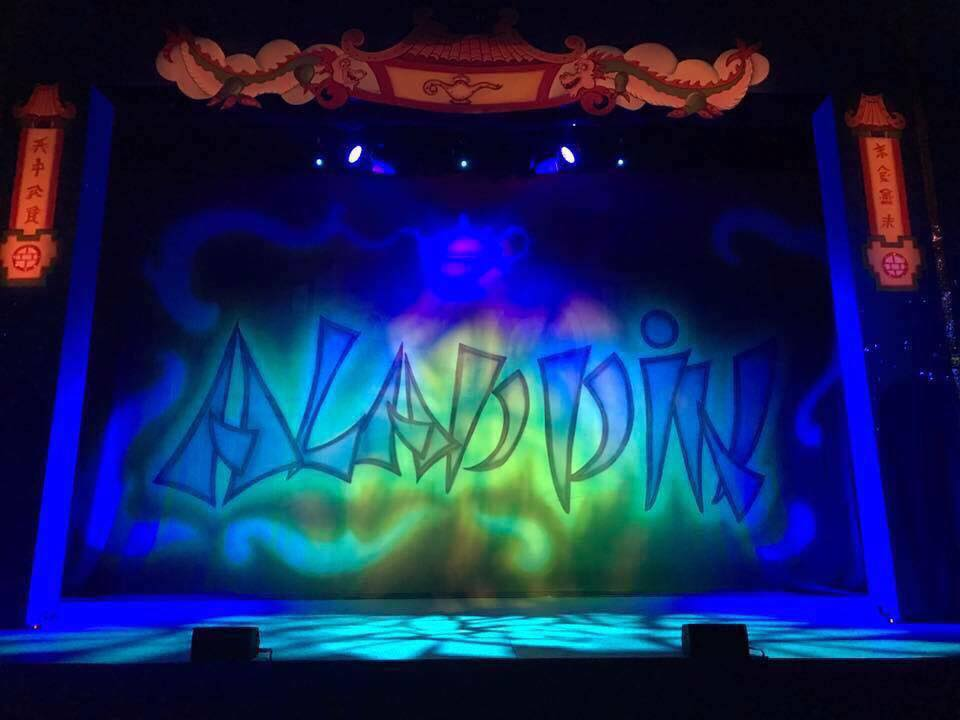 Blue Genie presents Aladdin Pantomime at Whitley Bay Playhouse | A Review - stage