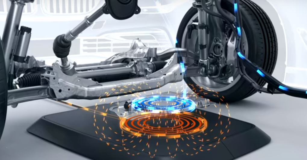 Electric Car Wireless Charging It Is Possible Electric Auto Moto