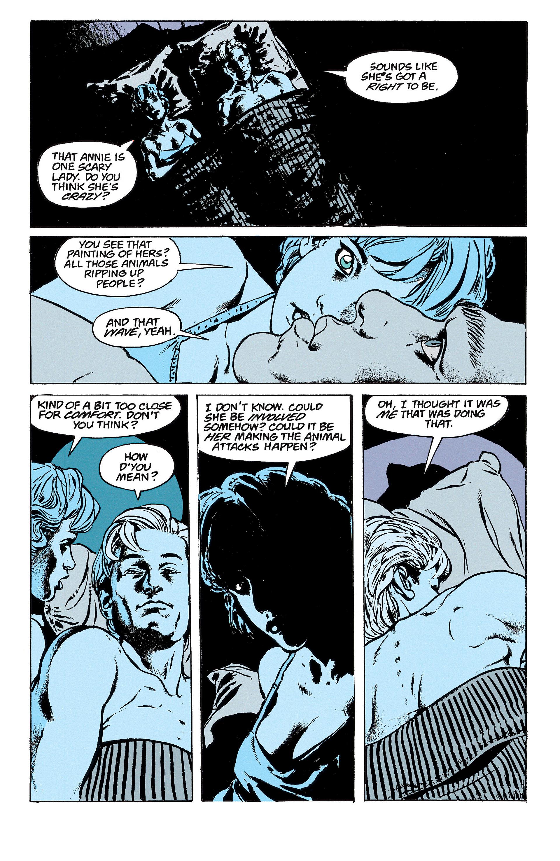 Read online Animal Man (1988) comic -  Issue #62 - 23