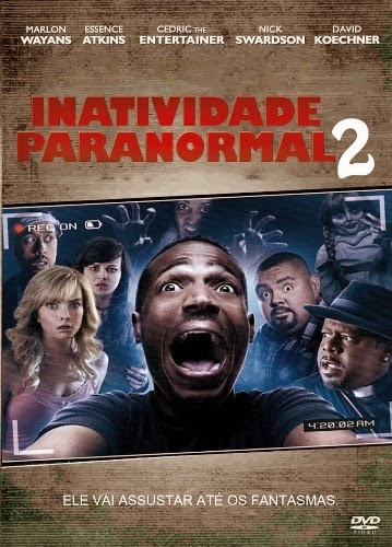 Download Inatividade Paranormal 2 BDRip Dublado