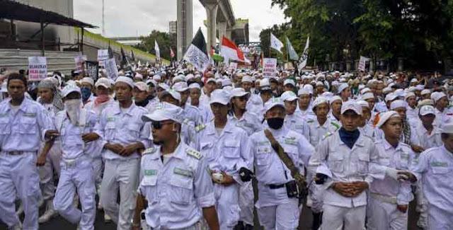 Jika Polisi Tak Mampu, Laskar FPI Siap Tangkap Penusuk Hermansyah