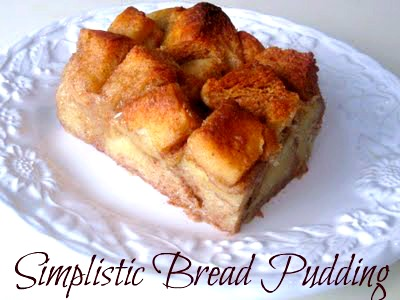 Cooking with K: Very Simplistic Bread Pudding {Granny's ...