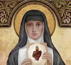 Resultado de imagem para santa maria alacoque