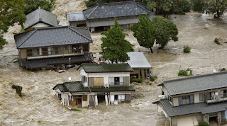 At least 37 dead, dozens missing after Japan mudslides