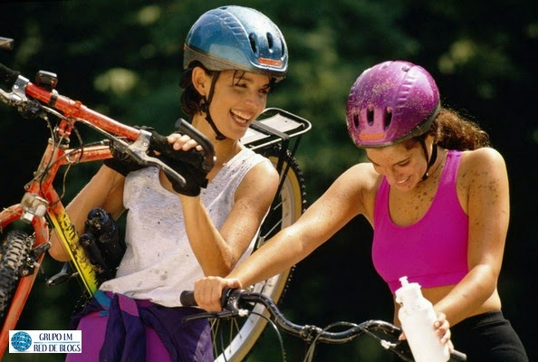 Usar la bicicleta para bajar de peso