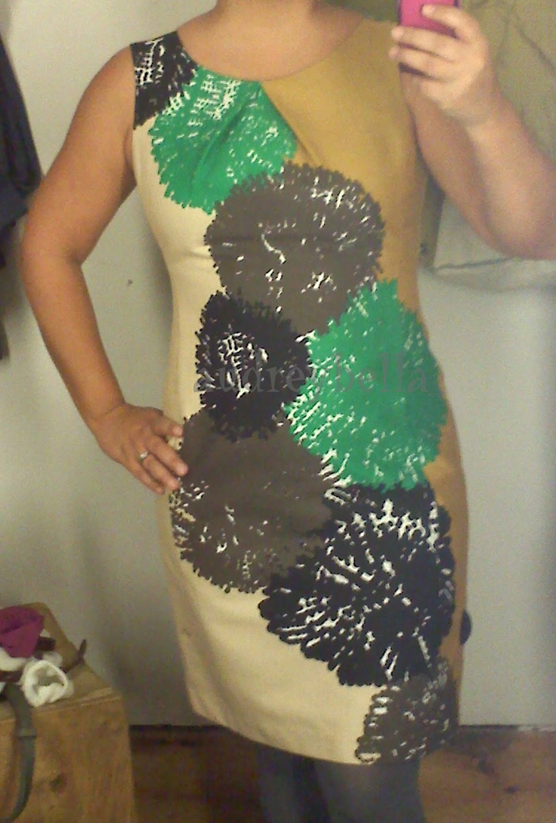 704bf2fee6f5 Pom Flower Shift – Size 8 – Love this and the fit was amazing…Pray it makes  it to sale.