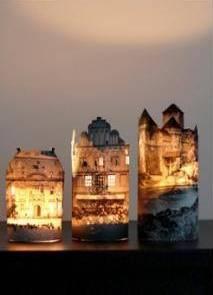 Cara Membuat Kerajinan Tangan Dari Kertas, Lampu Hias 6