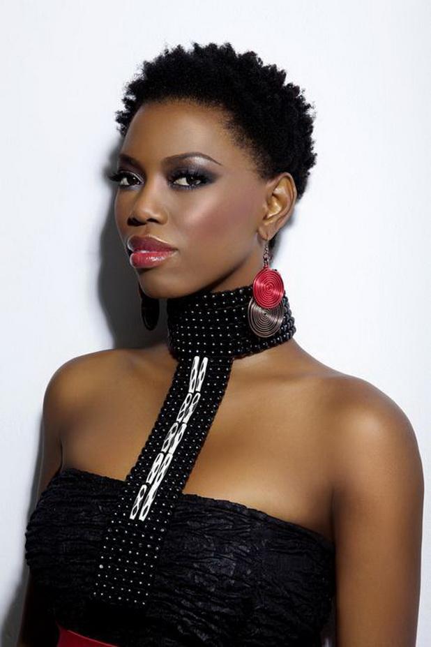 Miraculous Prom Hairstyles For Black Girls Black Hair Styles Short Hairstyles Gunalazisus