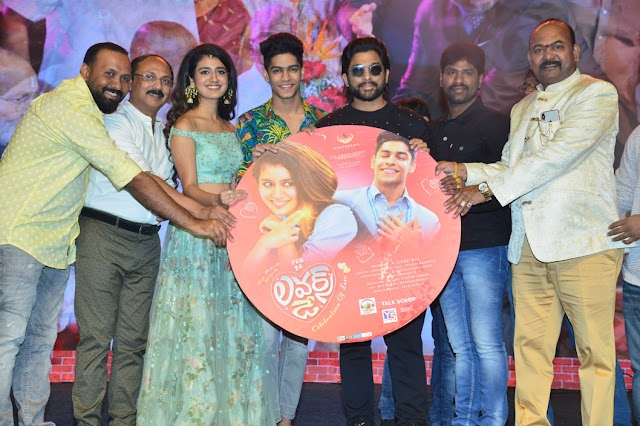 Lovers Day Movie Audio Launch 3