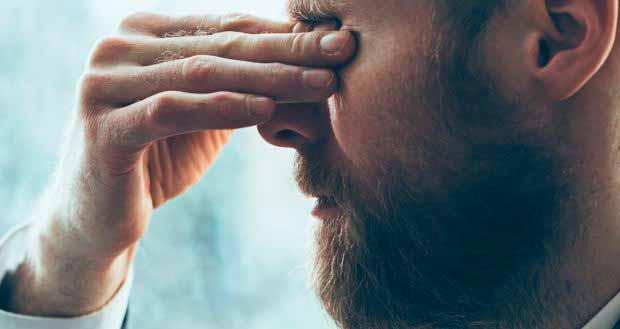 Cuatro personas describen cómo es vivir con ansiedad severa