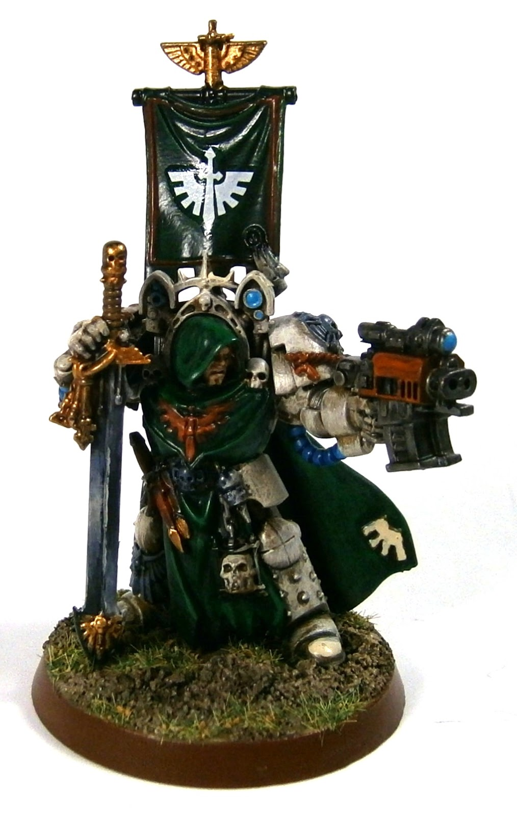 Belial Dark Angels Games Workshop Piehuse