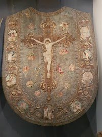 A Mystery Vestment -- And a Beautiful One