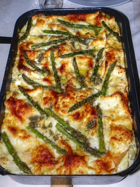 Mark Gordon S Blog Vegetable Lasagne A La Jamie Oliver