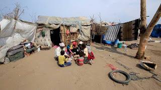Dampak Pembeontakan Syiah Houthi: 15,9 Juta Orang atau 53% Populasi Yaman Kerawanan Pangan Akut