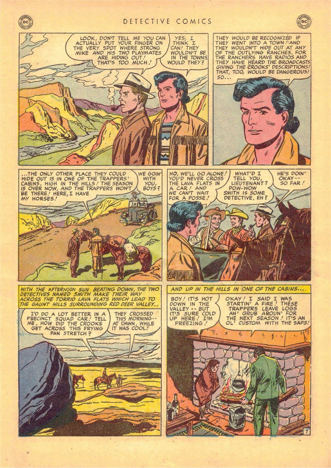 Read online Detective Comics (1937) comic -  Issue #161 - 45