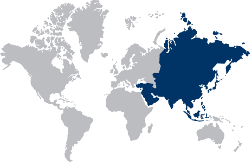 Le Chameau Bleu - Mappemonde Voyage en Asie