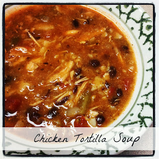 Tortilla Soup Hickory Ridge Studio