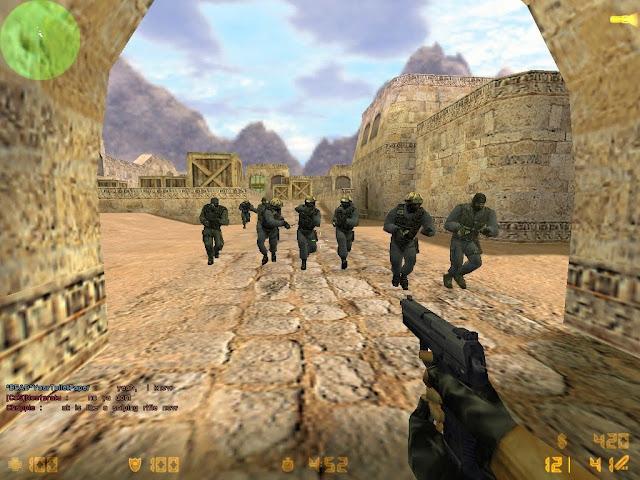 Counter-Strike 1.6 Full Version PC GAME Gameplay 1