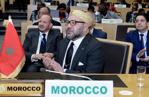 الملك يجدد التزام المغرب بإعطاء زخم جديد لتجمع دول س -ص بوصفه تجمعا اقتصاديا إقليميا للاتحاد الإفريقي