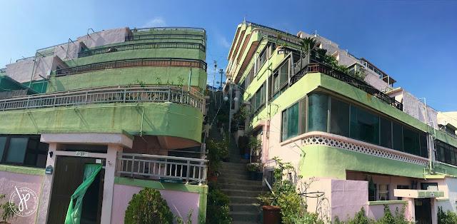 Hansung Apartment Buildings, Busan (Namil Villa)
