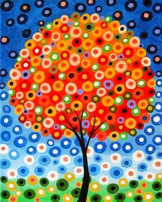 Circle of Life Tree