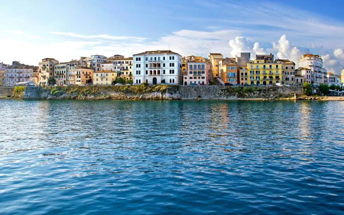 Γιατί η Κέρκυρα λέγεται Corfu;