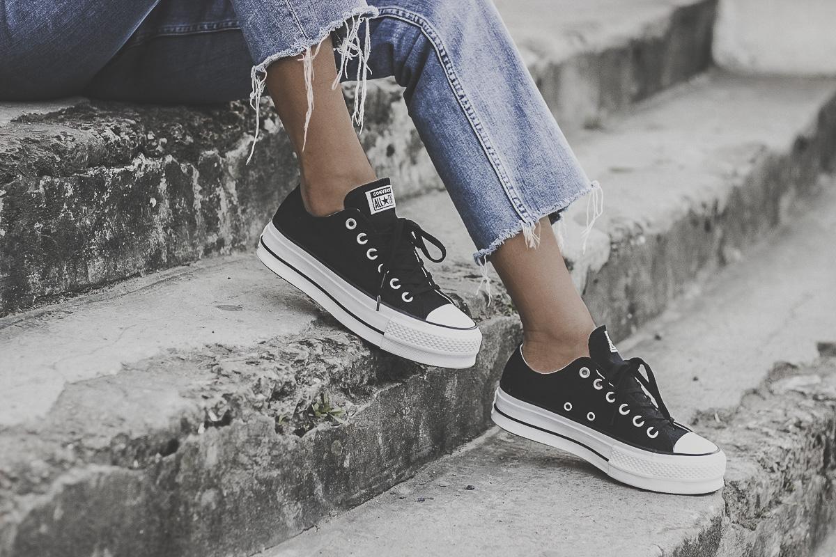 Converse Fringe Shoes