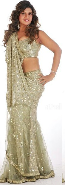 Rambha hot  in saree images