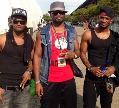 Peter Okoye exposes a lot about the problems within Psquare in new interview